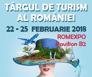 Targul de Turism al Romaniei 2018
